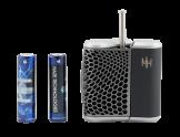 Haze Dual Vaporizer schwarz