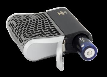Haze Dual V3 Vaporizer schwarz